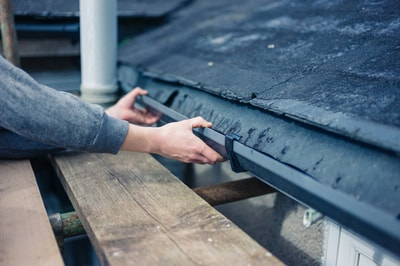 best rain gutters in Sierra Madre