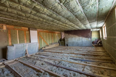 attic insulation service Brentwood