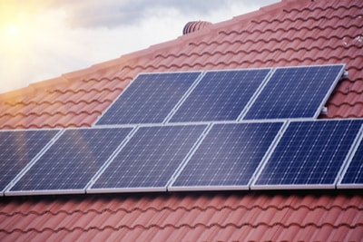 solar panels company in Orange