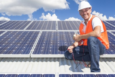 Wilmington best solar power system